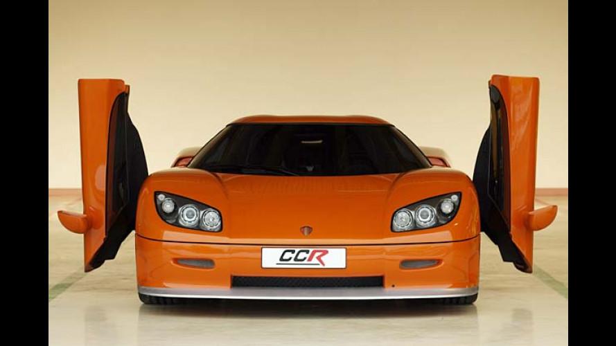 Koenigsegg CCR: Der schnellste Straßenwagen der Welt