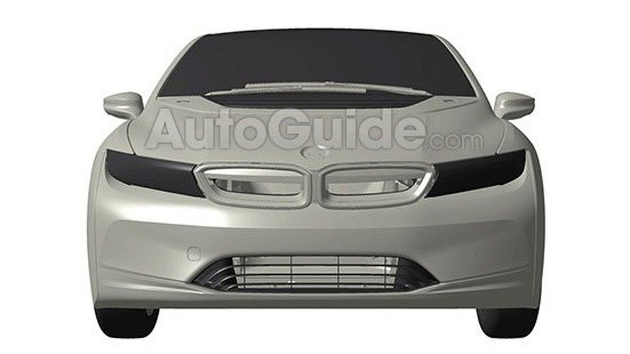 BMW i5 - Premières images (presque officielles) !