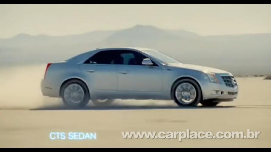 VÍDEO Cadillac Re-Ignition - Comercial inspirado em lançamentos de foguete revela novo carro