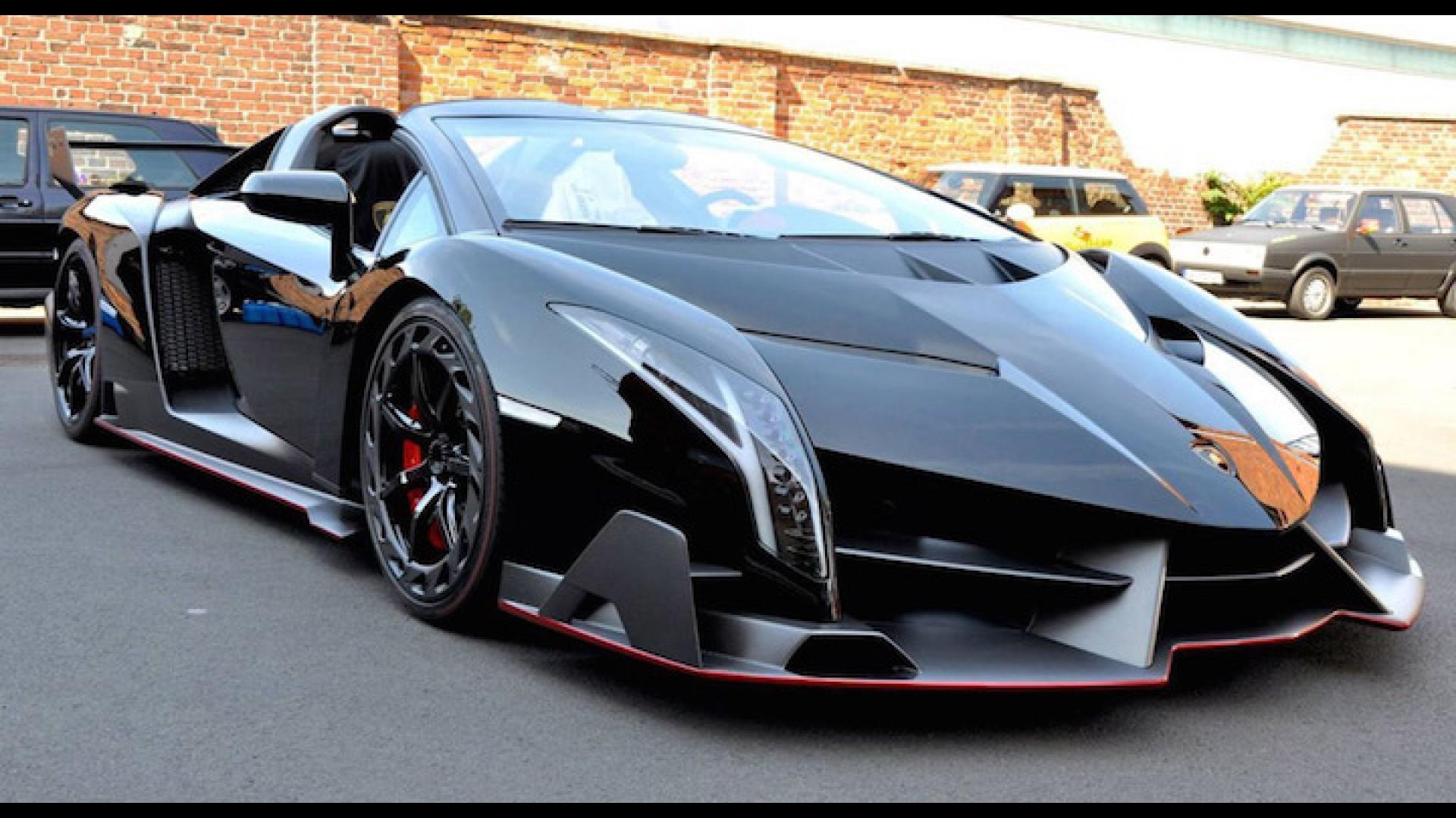 Lamborghini Veneno Roadster Sells For A Whopping 55 Million