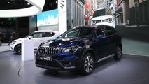 2016 Suzuki S-Cross Paris Motor Show