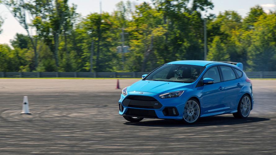 İlk Sürüş: 2017 Ford Focus RS