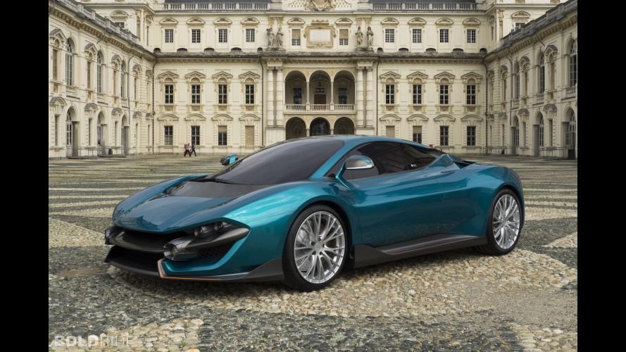Torino Design ATS WildTwelve Concept