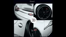 Bugatti Gangloff Concept by Paulo Czyżewski