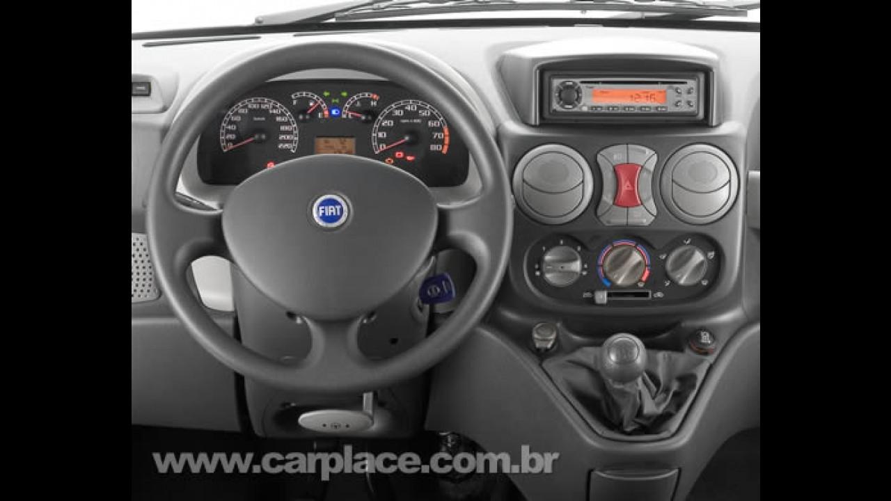 Fiat Doblò 2009 ganha versão Adventure Locker - Preço da versão é R$ 62.350