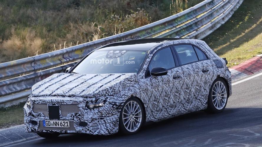 Mercedes Classe A 2018 - Un système de conduite semi autonome prévu ?