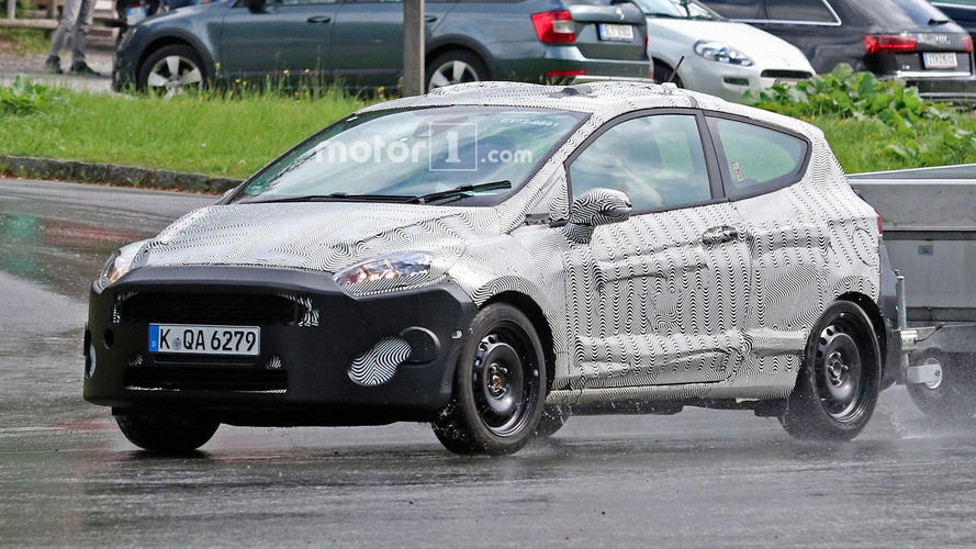 Ford Fiesta - Surprise en trois et cinq portes