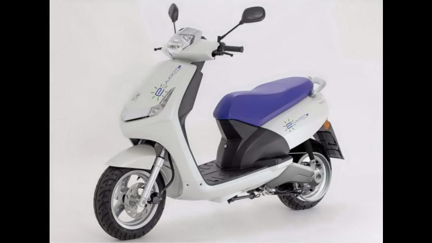 Salone di Parigi: auto, ma anche scooter