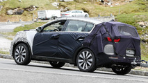 2016 Kia Sportage spy photo