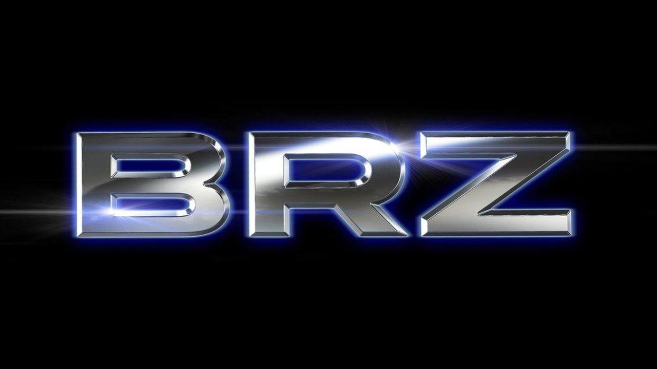 Subaru BRZ teased 23.08.2011