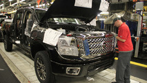 Nissan Titan XD Production