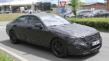 2013 Mercedes S63 AMG spy photo - 14.6.2011