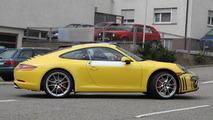 2012 Porsche 911 spy photo - 25.7.2011