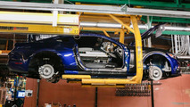 Production of RHD Ford Mustang