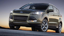 2013 Ford Escape unveiled [video]