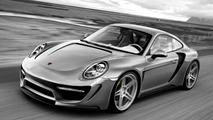 Porsche 911 (991) by TopCar - 12.9.2011