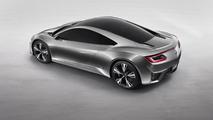 Acura NSX Concept 09.01.2012