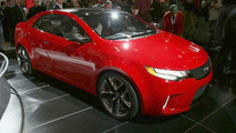 Kia KOUP Concept in New York