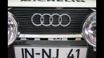 Audi ad Auto e Moto d'Epoca 2015
