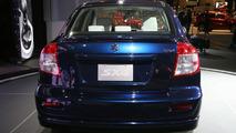 Suzuki SX4 Sedan Street Sport Edition