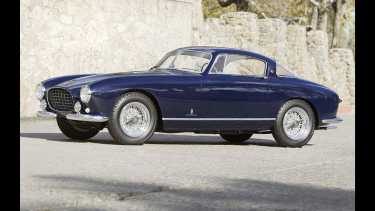 Ferrari alla Scottsdale Auction 2012