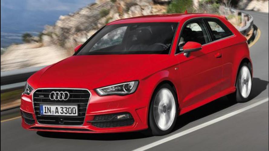 Nuova Audi A3, vuole tornare la numero uno