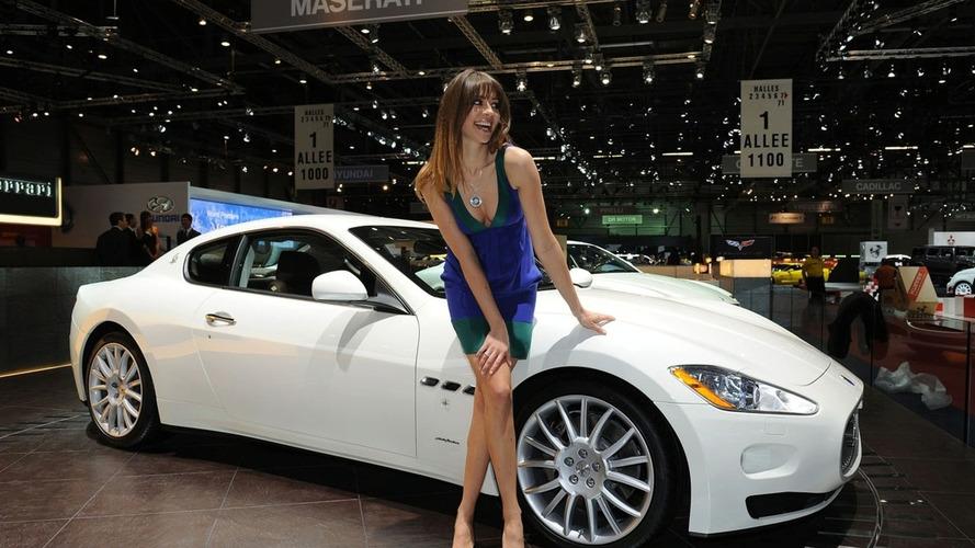 Maserati GranTurismo S Automatic Unveiled