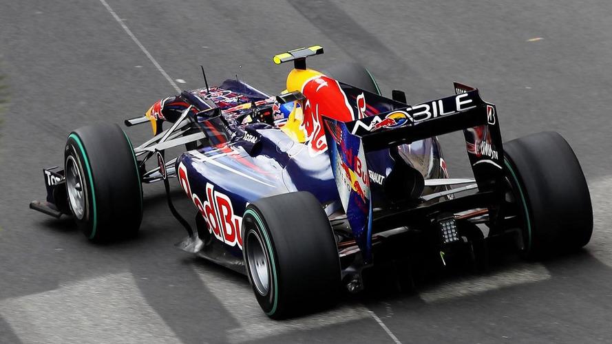 Red Bull told to modify diffuser in Monaco