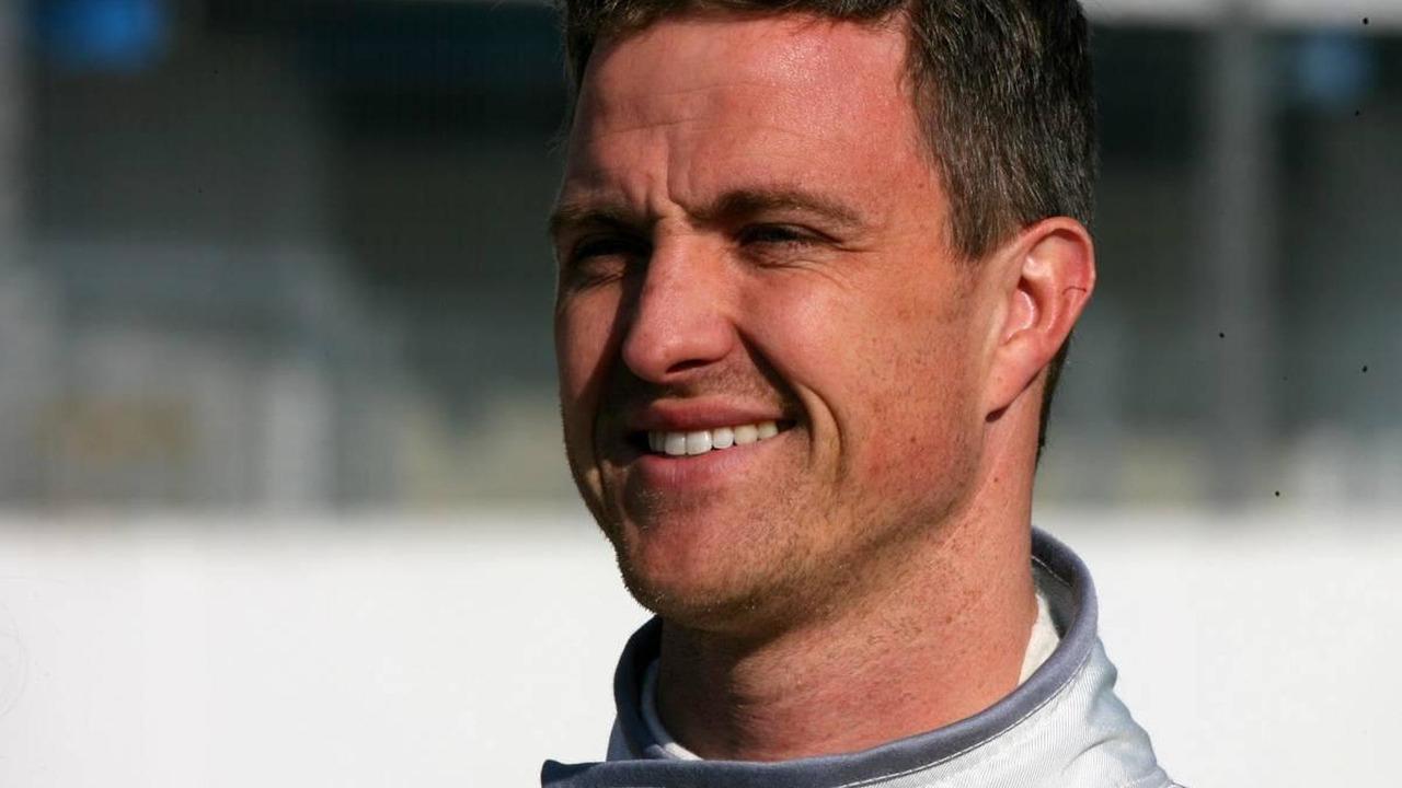 Ralf Schumacher (GER), Team HWA AMG Mercedes, DTM 2010 at Hockenheimring, 24.04.2010 Hockenheim, Germany