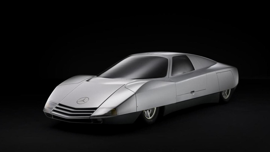 1970s Mercedes C111 show car Damaged During Attempted Theft