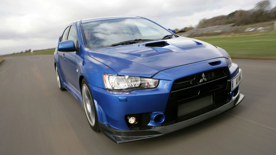 Mitsubishi Evo to be axed in 2013 - report