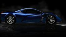 Kepler Motors MOTION Hybrid Supercar