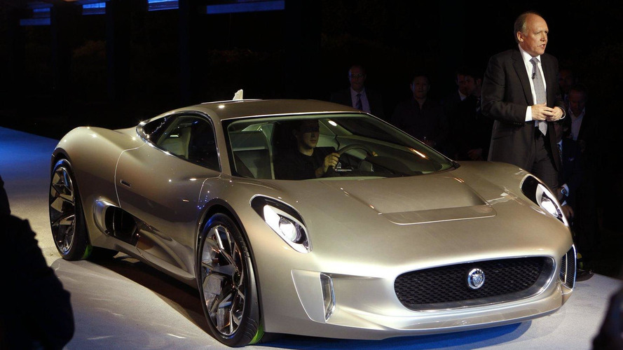 Jaguar C-X75 officially canceled