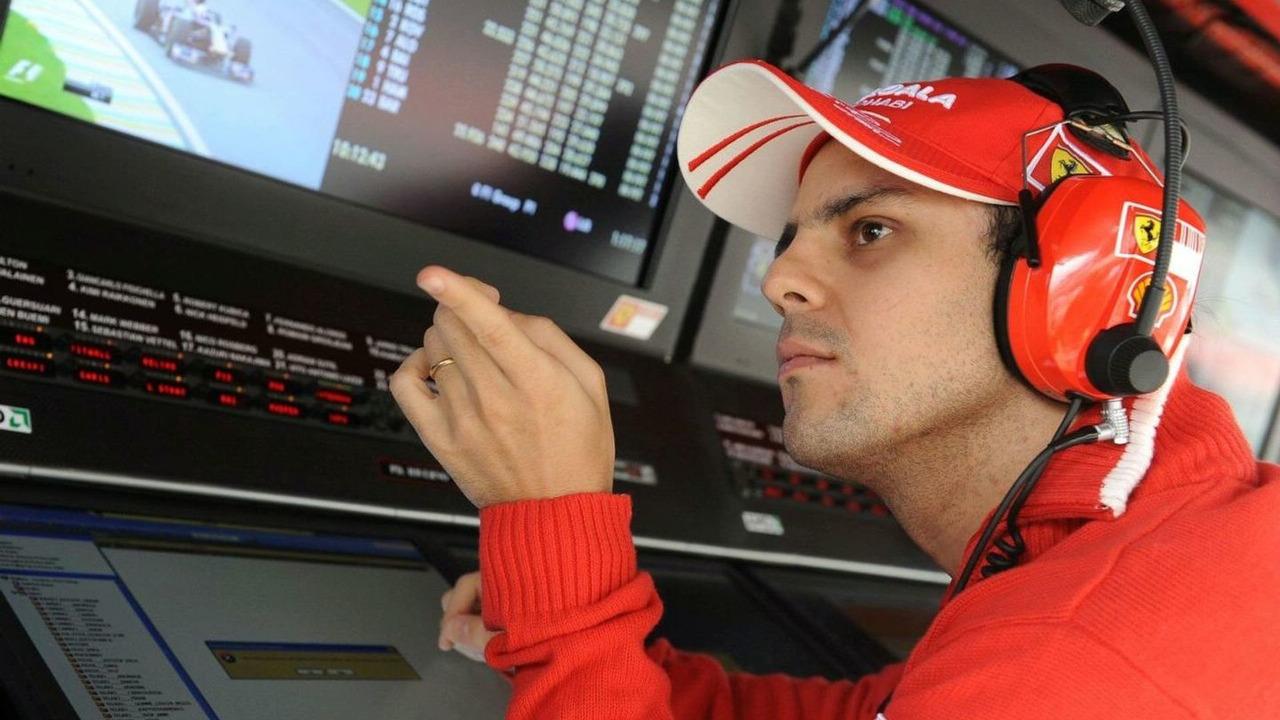 Felipe Massa (BRA), Scuderia Ferrari, Brazilian Grand Prix, Friday Practice, Sao Paulo, Brazil, 16.10.2009