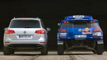 Volkswagen Race Touareg 3 breaks cover
