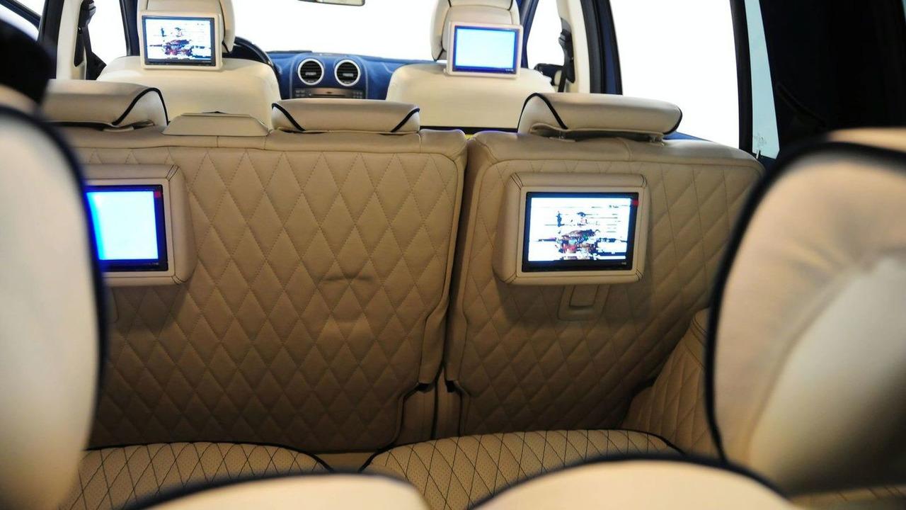Brabus GL 63 Biturbo - 26.01.2010