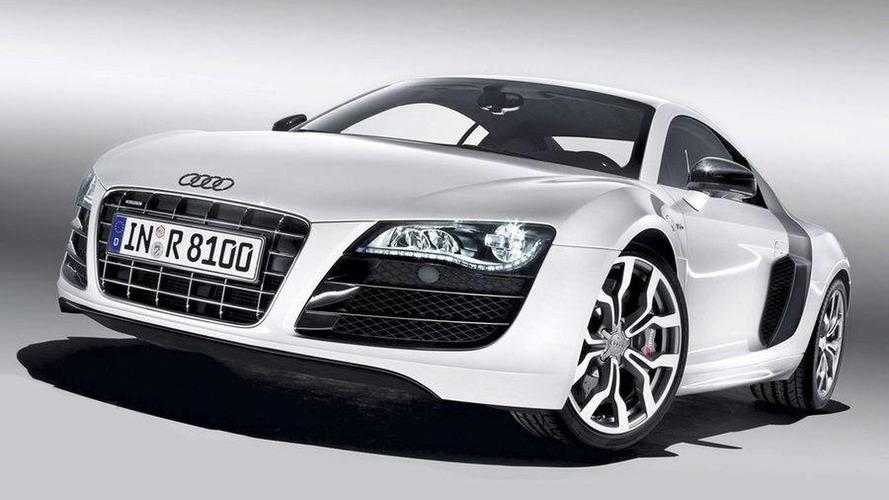 Audi R8 V10 Unveiled
