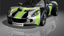 Lotus Exige EV by Ecotricity