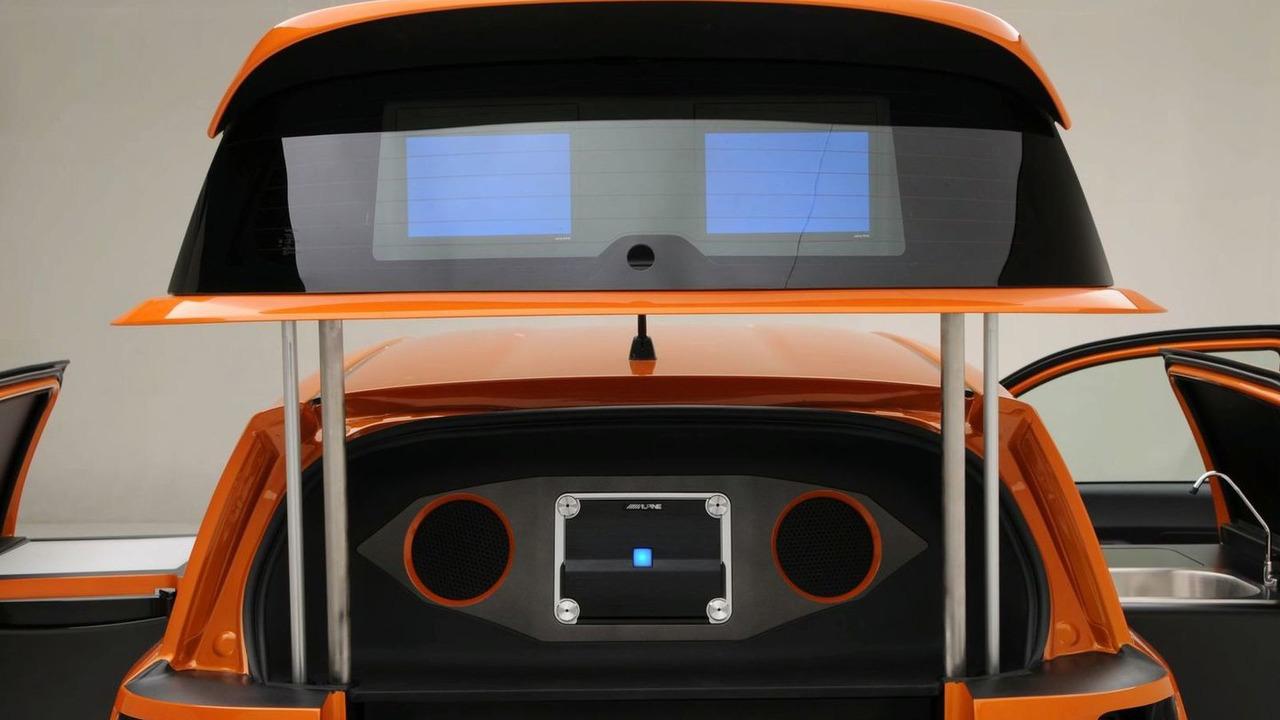Scion Kogi xD Mobile Kitchen by MV Designs - SEMA 2009