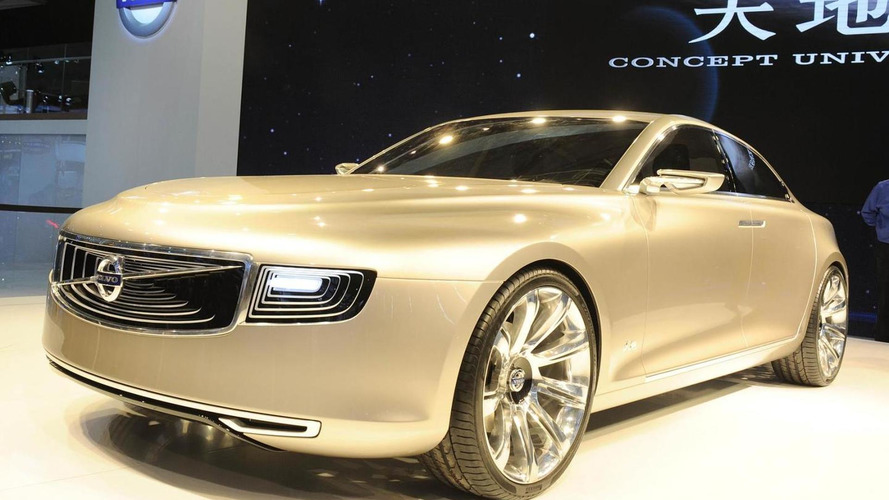 Volvo S90 flagship sedan extensive details emerge, will be styled after Concept Universe