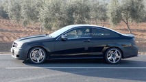 2012 Mercedes C55 AMG Coupe spy photos 1.2.2011