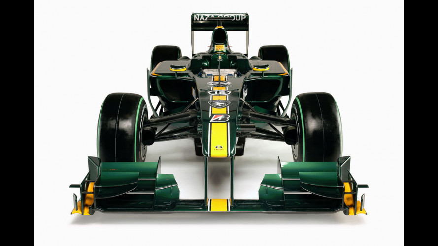 F1: Lotus T127-Cosworth