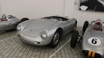 Porsche Museum Storage Facility Tour