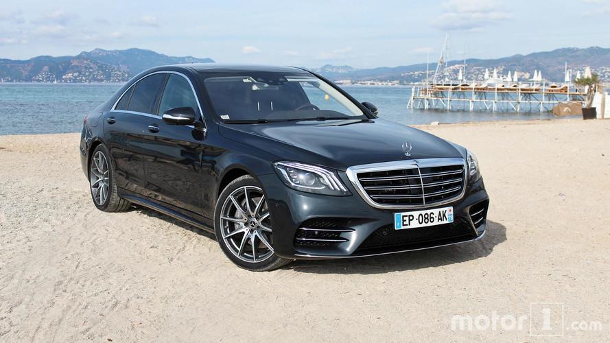 Essai Mercedes Classe S restylée - Exclusivité étoilée