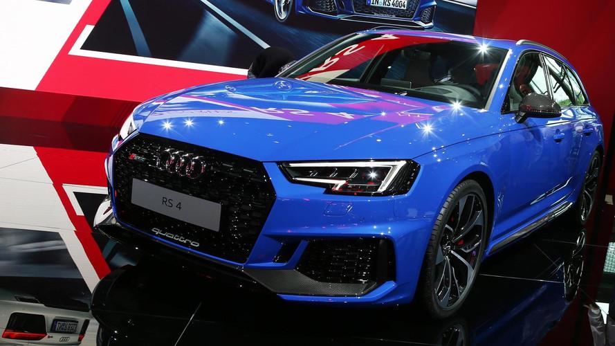 2018 Audi RS4 Avant