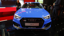 2018 Audi RS4 Avant live in Frankfurt