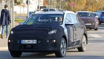 Kia Niro EV spy photo