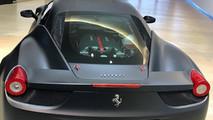 Ferrari 458 Italia V12 Test Mule