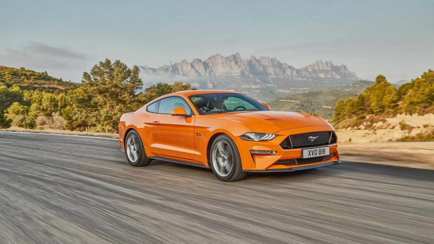 Ford mostra novo Mustang 2018 para a Europa