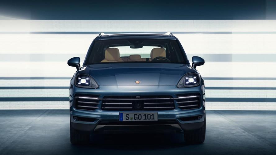 Porsche Cayenne 2018: primeras fotos oficiales